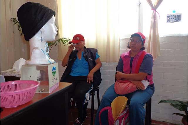La detección oportuna, el reto de mujeres con cáncer de mama
