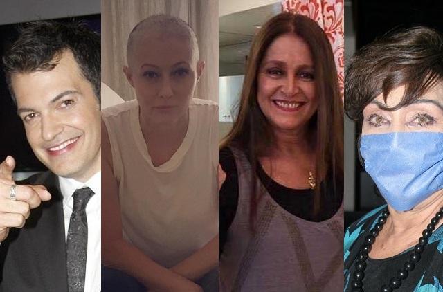 Seis famosos que luchan contra el cáncer