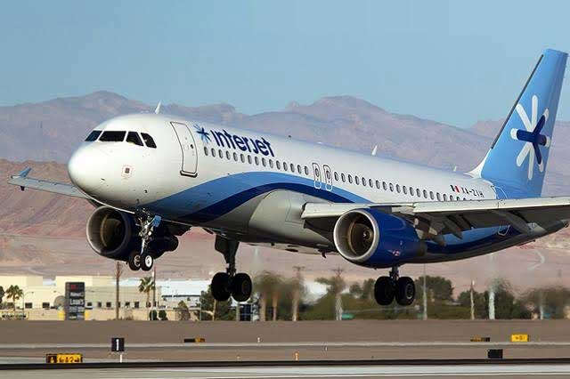 Cancela Interjet sus vuelos por lo que resta del año