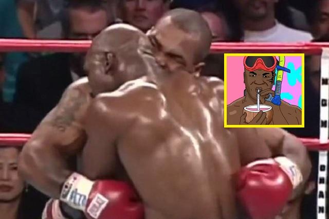 Mike Tyson se burla de rival a quien mordió con una nueva canción