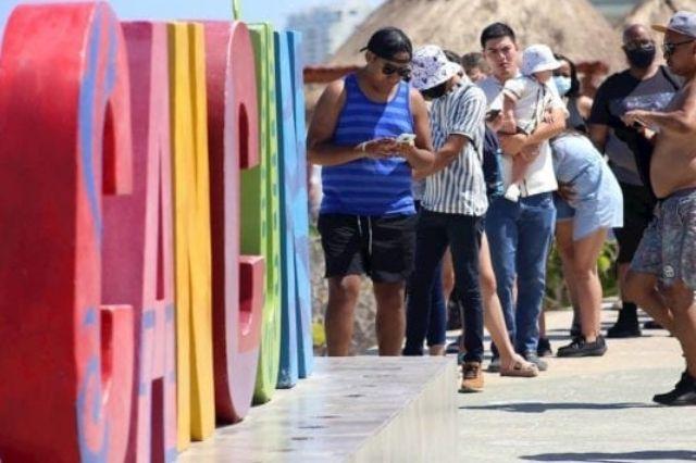 Son 4 los atlixquenses que volvieron con Covid de Cancún