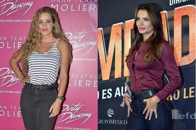 Candela Márquez y Cecilia Galliano no se tragan: dice Alex Kaffie