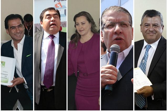 Arrancan campañas en Puebla a gobernador, diputados y ediles