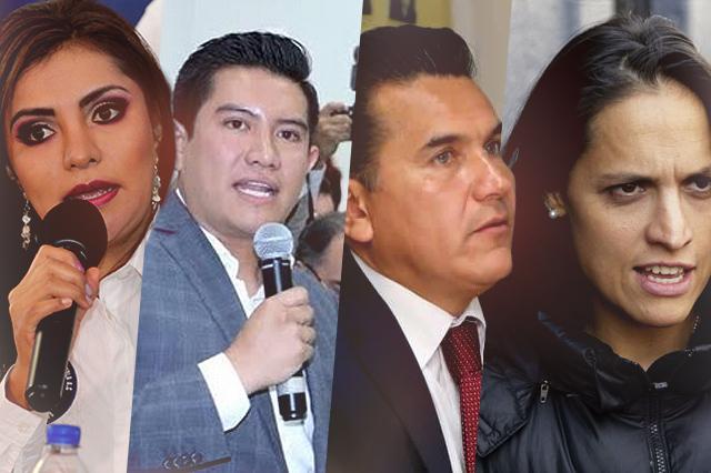 Ex funcionarios reciben de regalo pluris para el Congreso
