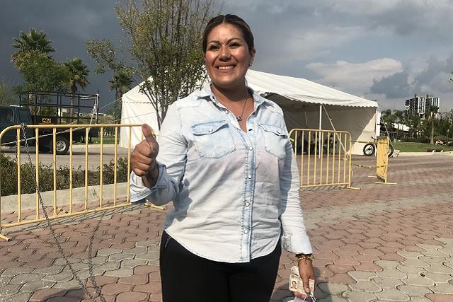 Candidata de Ocoyucan dice que fue amenazada