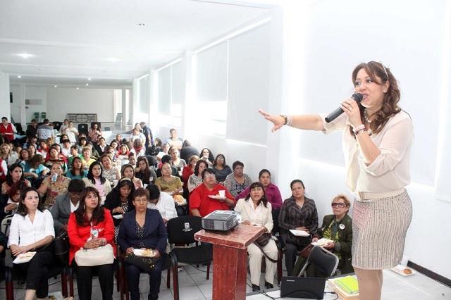 Montalvo pide seguridad para candidatas en Tlatlauquitepec