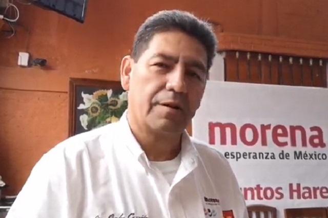 Tirotean a candidato de Morena pero sale ileso, en Juan Galindo