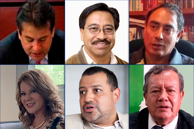 Buscan 6 finalistas presidencia de la CDH; la decisión, el jueves