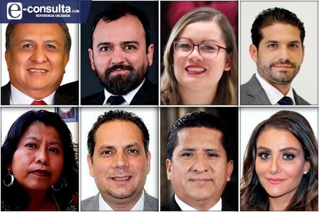 Pocos barbosistas en la lista de Morena para diputados federales