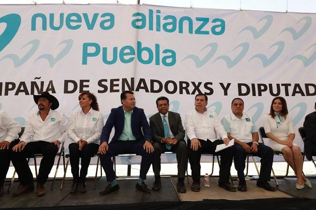 Candidatos de Nueva Alianza no representan a maestros: disidentes