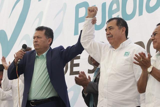 Se cae candidato de Nueva Alianza al Senado por Puebla