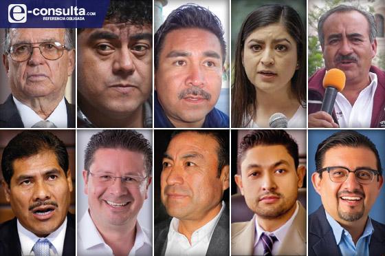 Partidos firman pacto contra violencia... y postulan a agresores