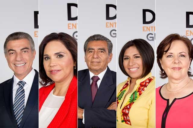 En Puebla y Quintana Roo todos los candidatos hicieron su 3de3