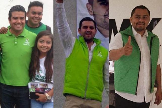 Candidatos del Verde tienen la clave para ganar la elección