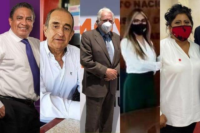 Inician campañas en busca de la diputación federal en Tehuacán