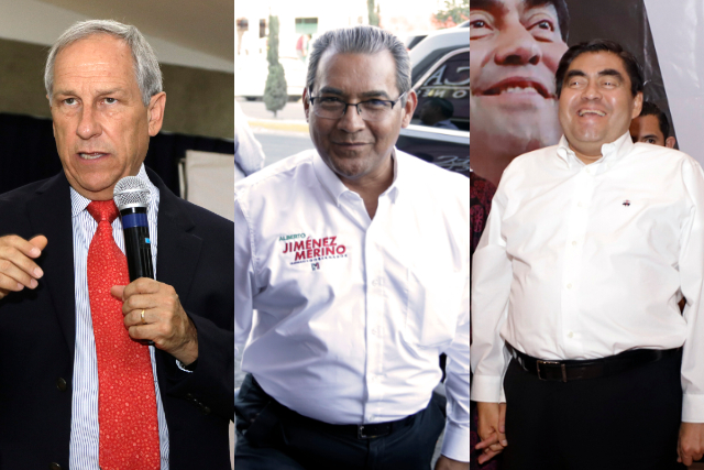Cárdenas y Jiménez Merino, los menos populares en Twitter