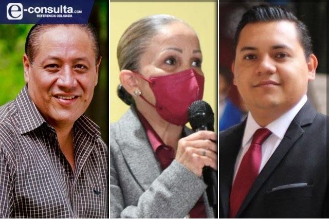 Estos son los cinco aspirantes de Morena a la alcaldía de Tehuacán