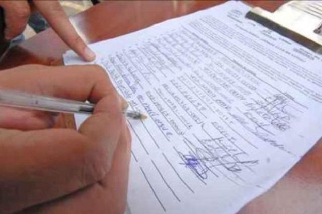 Exmorenovallista y alcalde logran firmas para ir de independientes