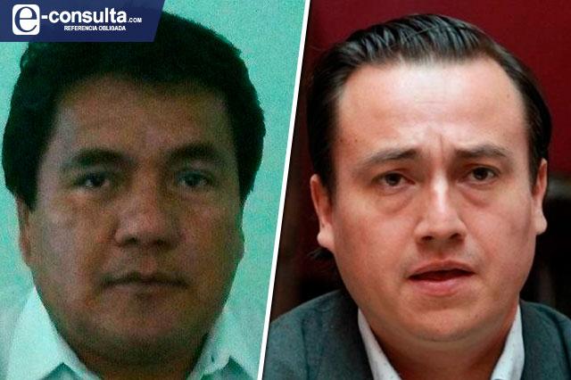 Primo de Barbosa e hijo de Ignacio Mier, candidatos en Morena