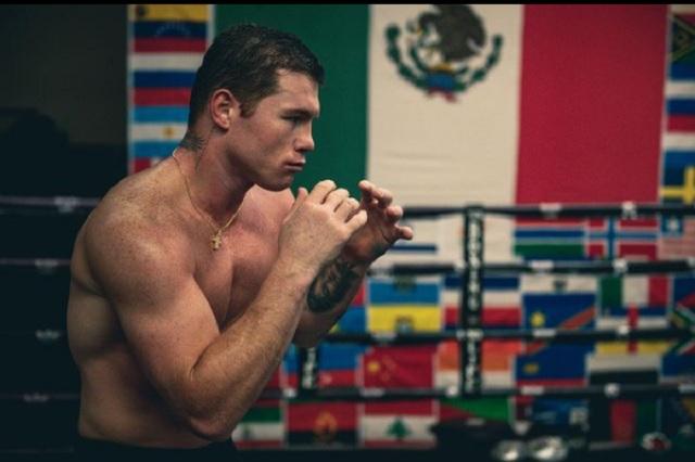 AMB elige a 'Canelo' Álvarez como el 'Boxeador del año' en 2020