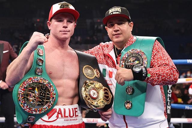 'Canelo' vuelve al ring en febrero; su rival no pelea desde el 2019
