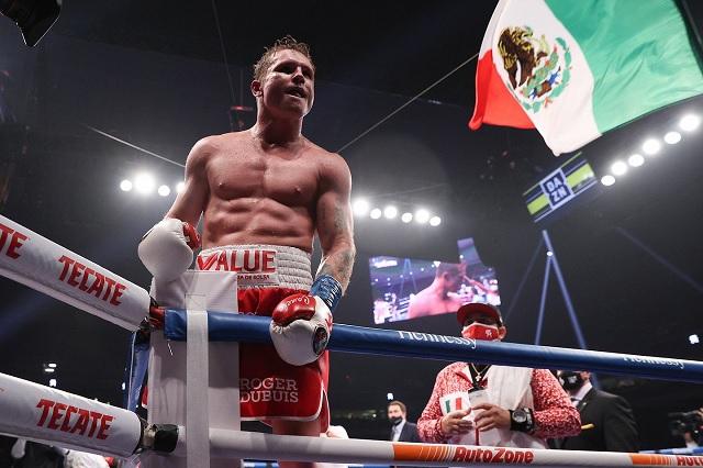 Canelo defenderá su título CMB en México; Marzo, la fecha tentativa