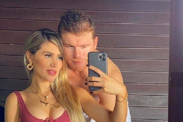 Fotos: Canelo Álvarez y su novia Fernanda Gómez en Dubái