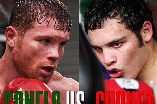 Confirman pelea: Canelo Álvarez dice que le callará la boca JC Chávez Jr.
