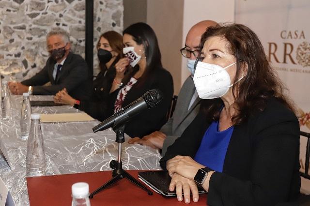 Se reelige Olga Méndez en la Canirac; no busca cargo público