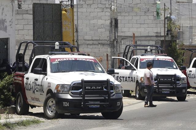 Manzanilla pide al gobierno de Puebla informe sobre patrullas