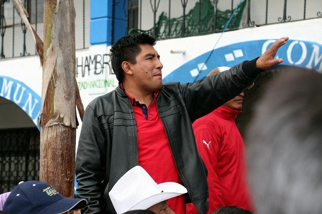 Descarta Gobernación municipal nuevo plebiscito en Canoa