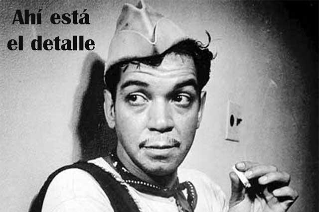Cantinflas, el rey de la risa, dicen los mexicanos