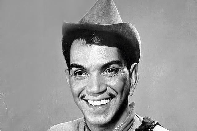 Restos de Cantinflas serán removidos de su tumba