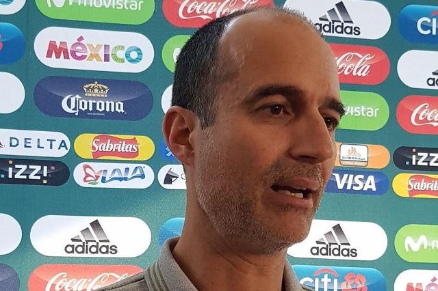 Se trabaja para que México regrese a Copa América y Libertadores: Cantú
