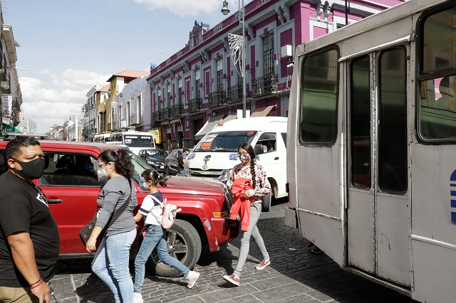 Puebla, la tasa más baja en accidentes de tránsito