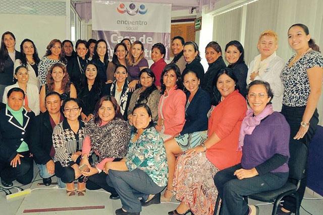 Recibe Encuentro Social capacitación rumbo al 2016