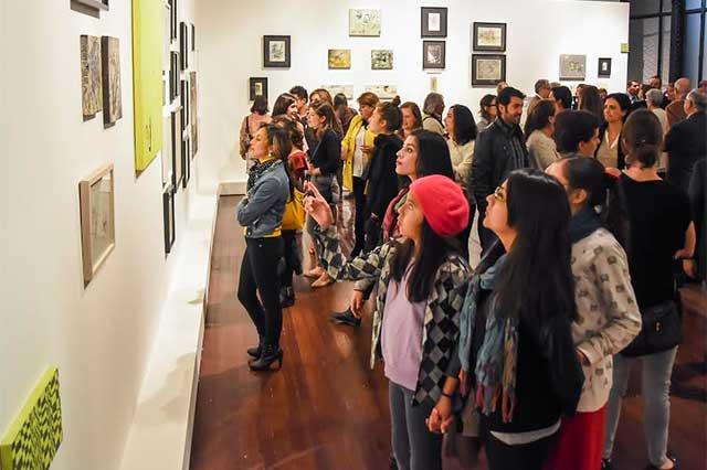 Con exposiciones simultáneas celebra Capilla del Arte UDLAP ocho años