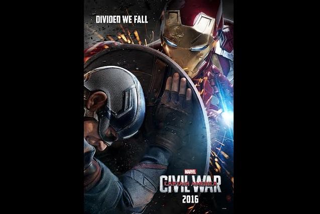 Lanzan adelanto de Capitan America: Civil War, de Marvel
