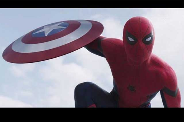 Aparece Spider Man en nuevo tráiler de Capitán América: Civil War