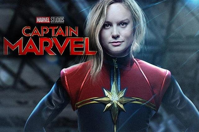 Ya llegó el tráiler de Capitana Marvel ¡y los memes también!