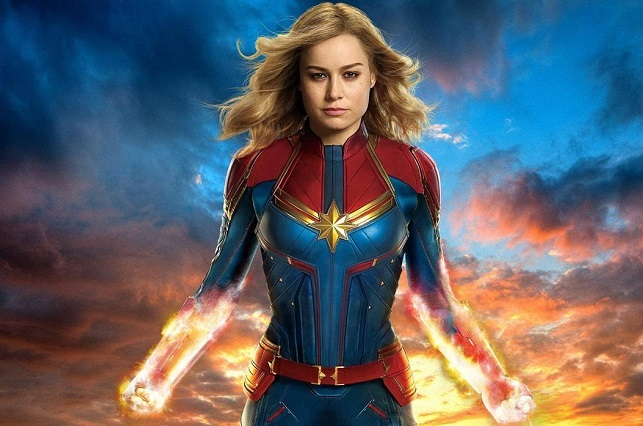 ¿Ya viste el último tráiler de Capitana Marvel?
