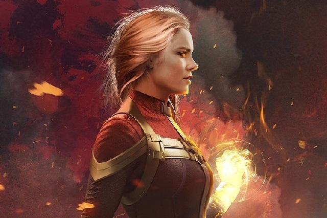 Mira el nuevo adelanto de Capitana Marvel