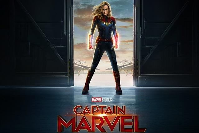 Llega primer tráiler de Capitana Marvel, la cinta de su origen