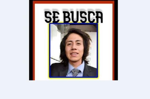 Estudiante de la BUAP está desaparecido, denuncian