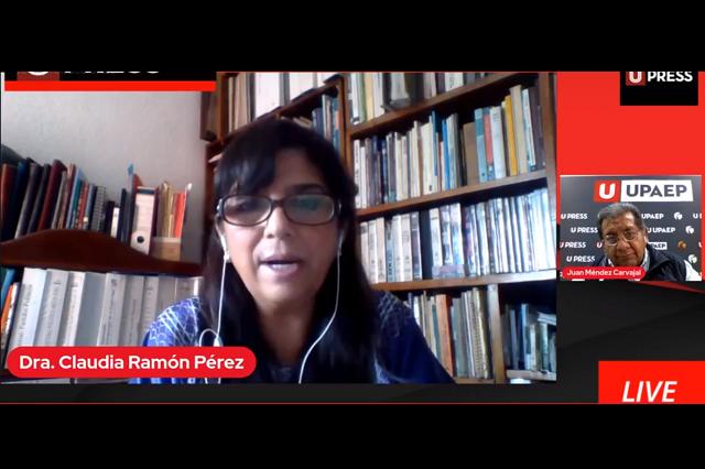 Queremos derechos políticos pero no obligaciones: Claudia Ramón