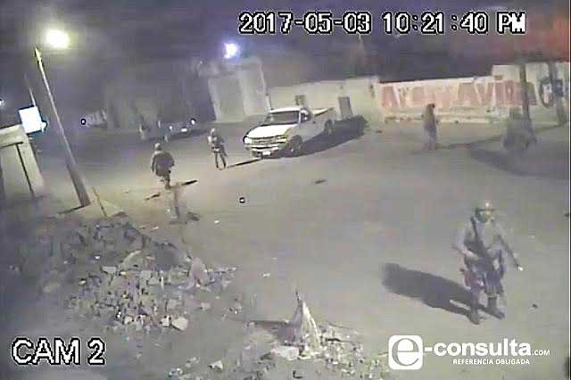 CNDH, PGR y Sedena ya indagan ejecución militar en Palmarito