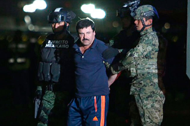 Una trusa ayudó a la PGR a descubrir quién ayudó a fugarse a El Chapo