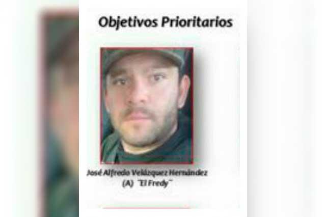 Militares matan a El Fredy, líder de una célula de Los Viagras