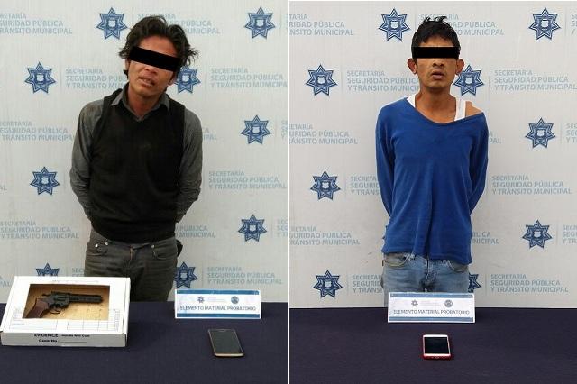 Capturan a menor de 13 años por asalto en la unidad San Bartolo