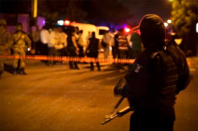 Capturan a sicarios que mataron en Oaxaca a una pareja y a un bebé
